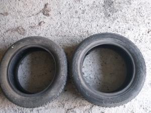 Prodam 14-col, rabljene zimske pnevmatike, Vredestein 155/65